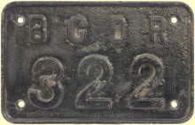 click for 10K .jpg image of BCDR wagonplate