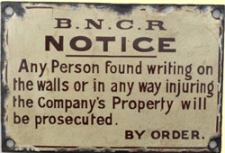 click for 18K .jpg image of BNCR wall notice