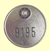 click for 5K .jpg image of CIE badge