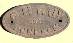 click for 8.8K .jpg image of GNRI makers' plate
