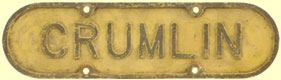 click for 7K .jpg image of GNR 'Crumlin' tablet