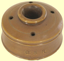 click for 9K .jpg image of GSR inkwell