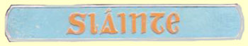 click for 6K .jpg image of CIE Slainte carriage board.