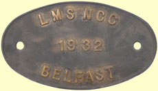 click for 7K .jpg image of LMSNCC makers plate
