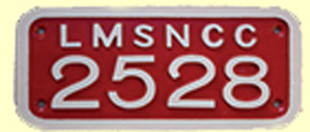 click for 15K .jpg image of LMSNCC wagon plate