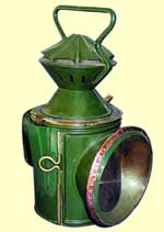 click for 5K .jpg image of MGWR lamp