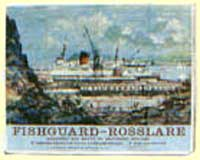 click for 6.1K .jpg image of Rosslare poster