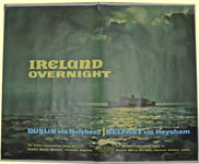 click for 10K .jpg image of BR Ireland overnight poster