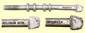 click for 8.7K .jpg image of Dromkeen staff.