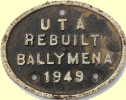click for 16K .jpg image of UTA rebuild plate